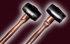 Rubber Hammers